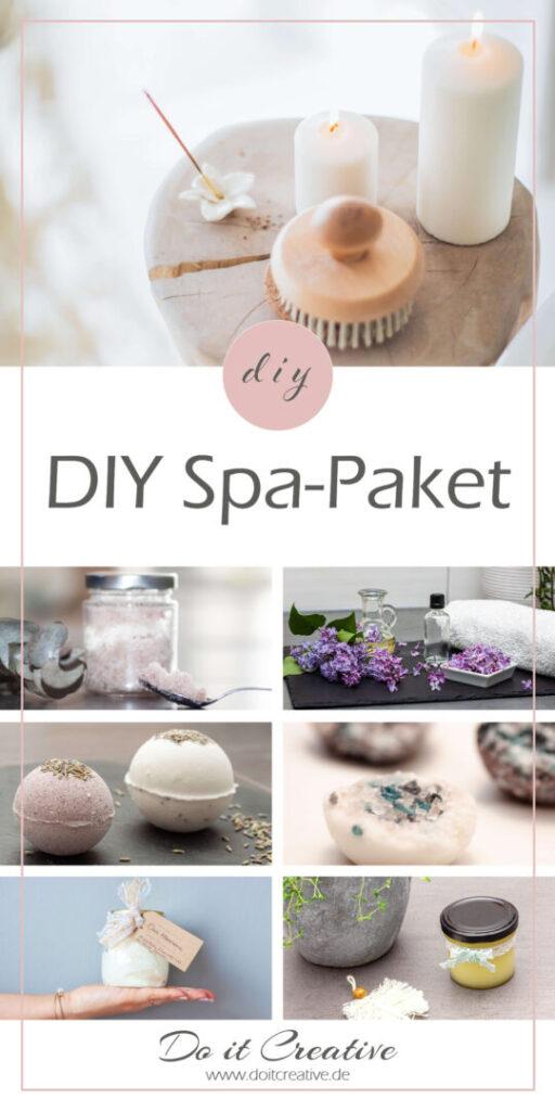 Pinn mich – DIY Spa-Paket